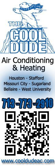 The Cool Dude AC & Heat, a member of the TCRN-Sugar Land Network | air conditioning, heating, ac, heat, cooling and heating, cooling, heating, air conditioning repair, residential installation, residential repair, commercial installation, commercial repair