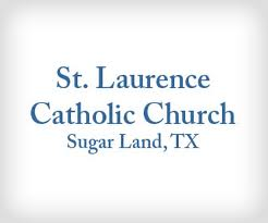 St. Laurence Catholic Church, a member of the TCRN-Sugar Land Network |