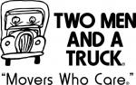Two Men and a Truck, a member of the TCRN-Sugar Land Network | movers, moving company, boxes, moving supplies, sugar land movers