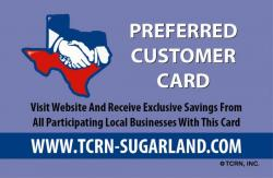 - TCRN-Sugar Land Network